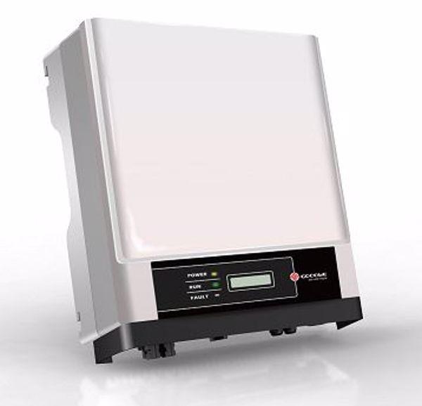 Afbeeldingen van Goodwe 4200D-NS , Wifi/ DC switch/ 10  jaar garantie