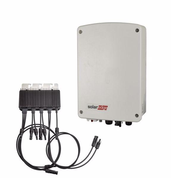 Afbeeldingen van Solaredge 1000M + M2640 optimizer Incl. monitoring interface