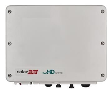 Afbeeldingen van Solaredge 3000H_HD Wave_met SetApp configuratie
