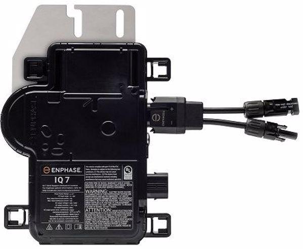 Afbeeldingen van Enphase Micro Inverter IQ7 (60 Cells) NL grid profiel