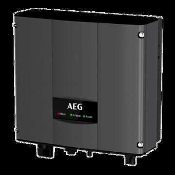 Afbeeldingen van AEG AS-2000, 1-Fase, 1-MPPT, incl. Wifi en DC schakelaar