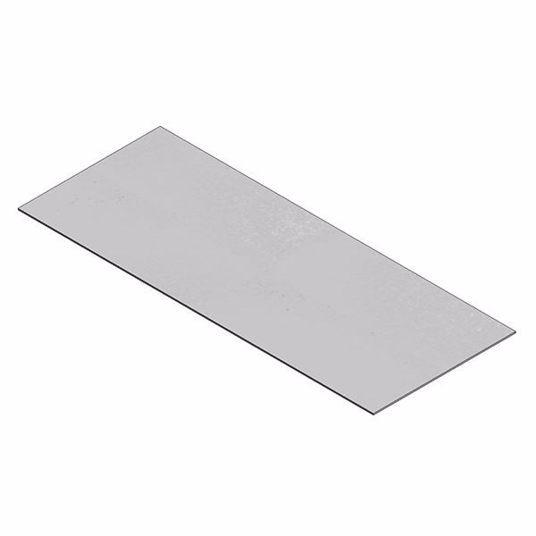 Afbeeldingen van Onderlegmat voor PVC dak 500x200mm voor massablok