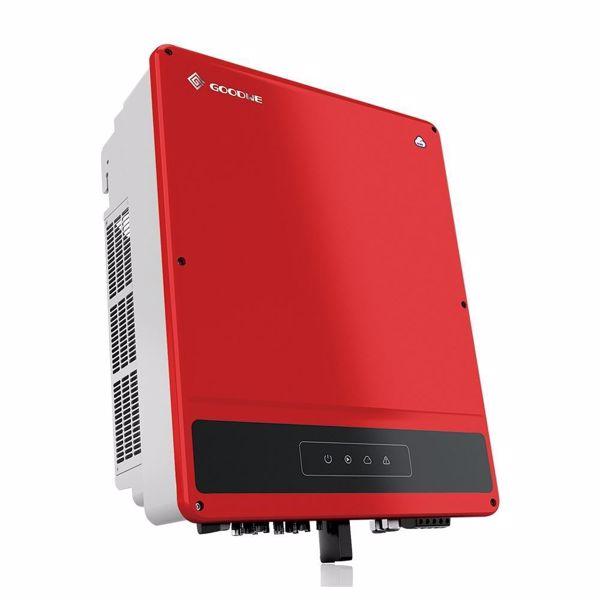 Afbeeldingen van Goodwe 30K-MT, RS485 / DC switch/ 5 jaar garantie + AFCI