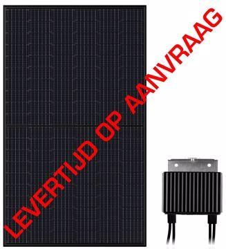 Afbeeldingen van SolarEdge 350Wp Full Black geïntegreerde optimizer